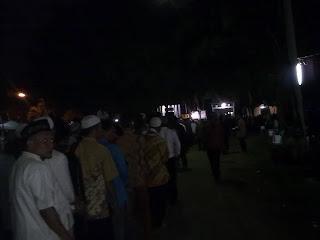 Foto Mujahadah  NISFUSSANAH (Istiqosah, Dzikir, dan Sholawat) Propinsi Jawa Barat. Dalam rangka menyongsong Bulan Suci Romadhon