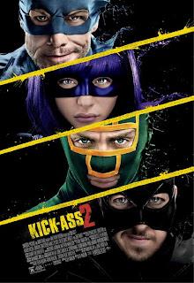 'Kick-Ass 2' movie poster