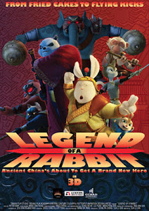 Thỏ Hiệp Truyền Kỳ - Legend Of A Rabbit poster