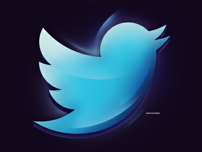 dark-glow-twitter-bird