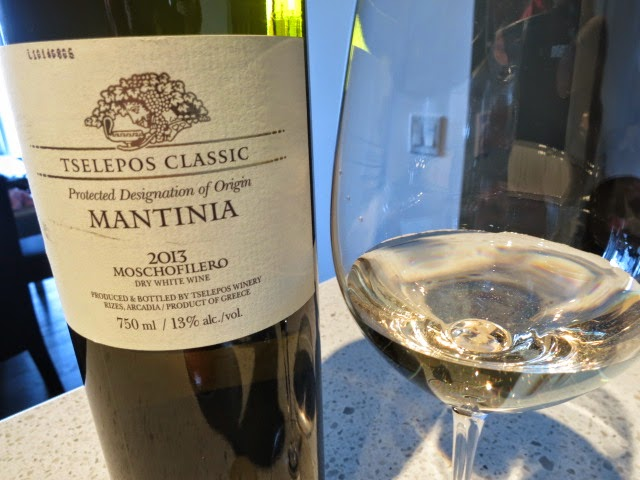 2013 Tselepos Classic Moschofilero from PDO Mantinia, Peloponnese, Greece (89 pts)