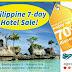Agoda x Cebu Pacific 7-day Hotel SALE
