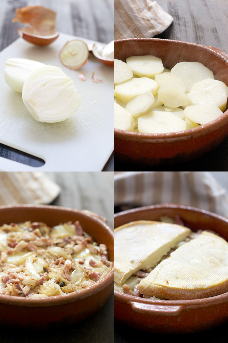 tartiflette au rebochon