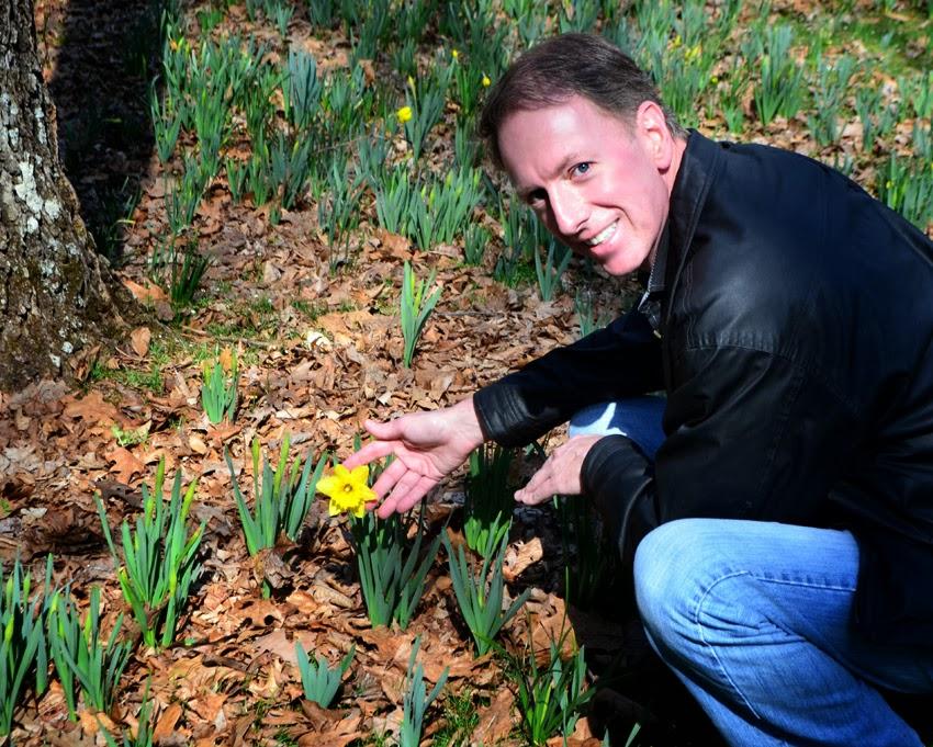 Daffodil Festival at Gibbs Gardens