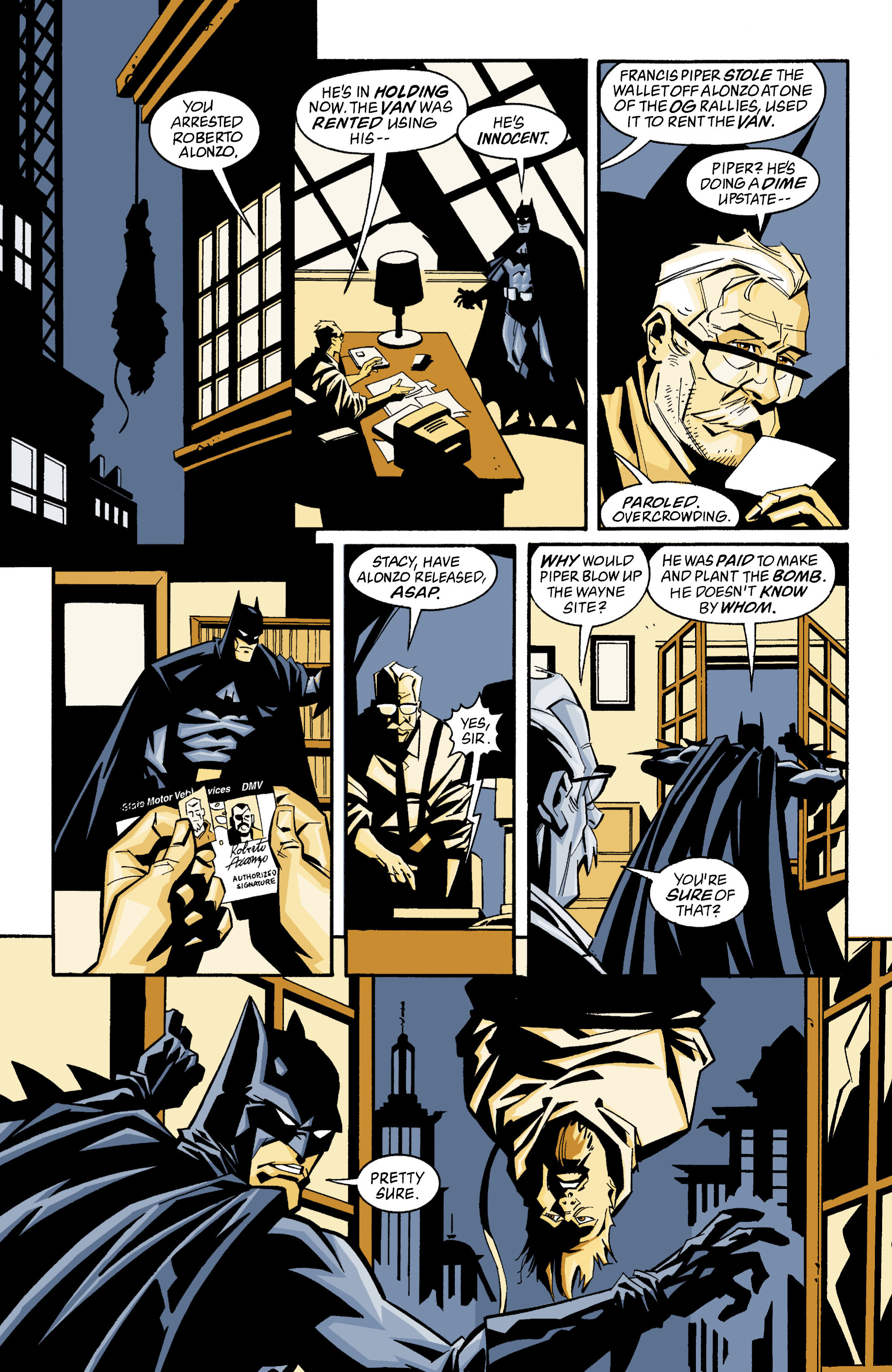 Detective Comics (1937) Issue #748 Page 20