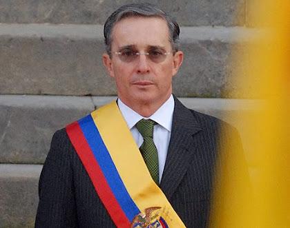 presidencia de Alvaro Uribe Vélez