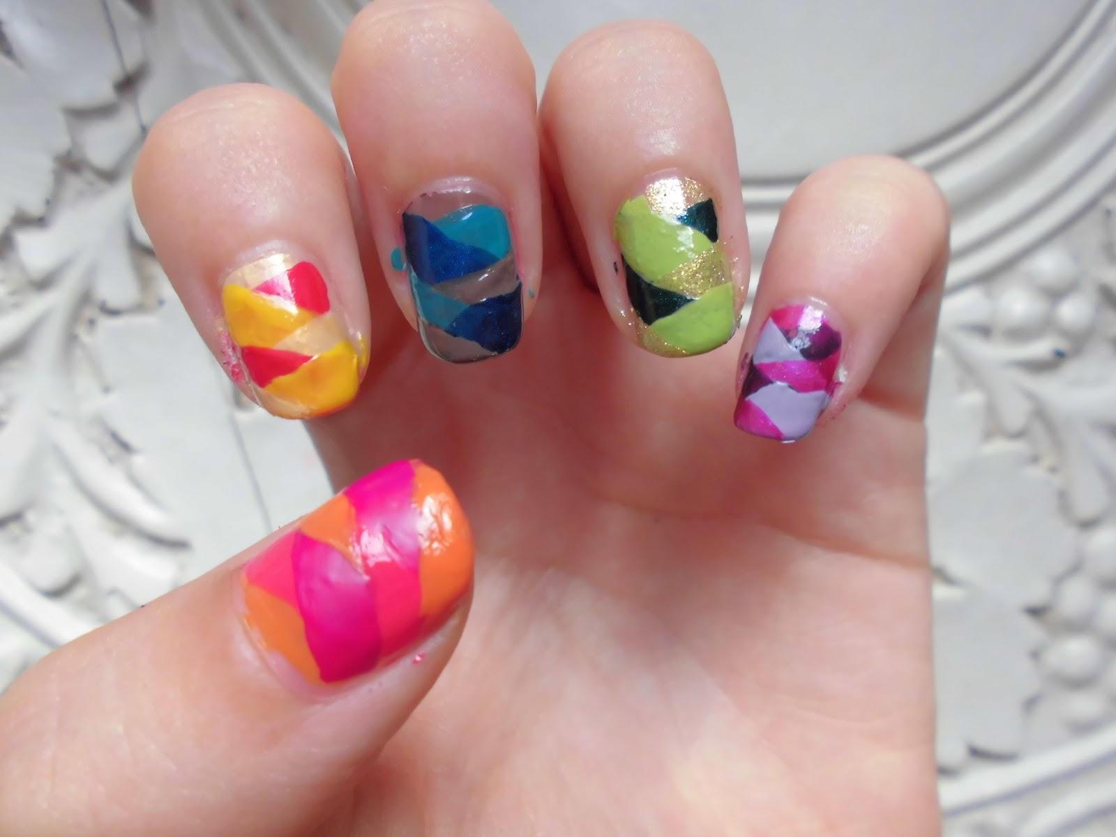 Till The Glam Ends: Braided Nails + Mini colección de esmaltes