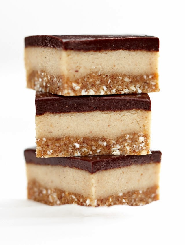... chocolate caramel slice oui chef the healthy chocolate caramel slice