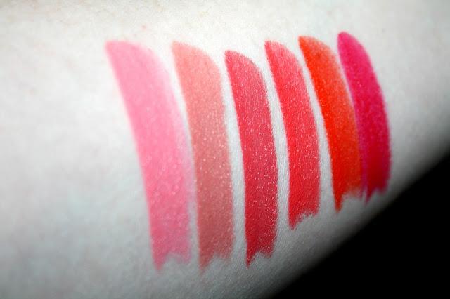 Sleek Makeup - Lip VIP lipstick collection