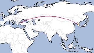 Türkiye Güney Kore Arası Kaç Saat
