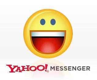 komunikasi interaktif Yahoo Messenger di blog
