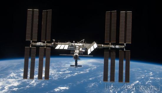 ISS Bakal Lintasi Beberapa Wilayah di Indonesia