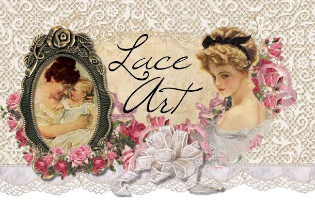 My Lace Art