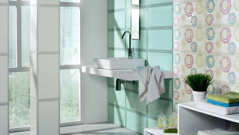 Azulejo Para Baño Moderno:Manzano Design: Azulejos Modernos para un Diseño de Baño Original