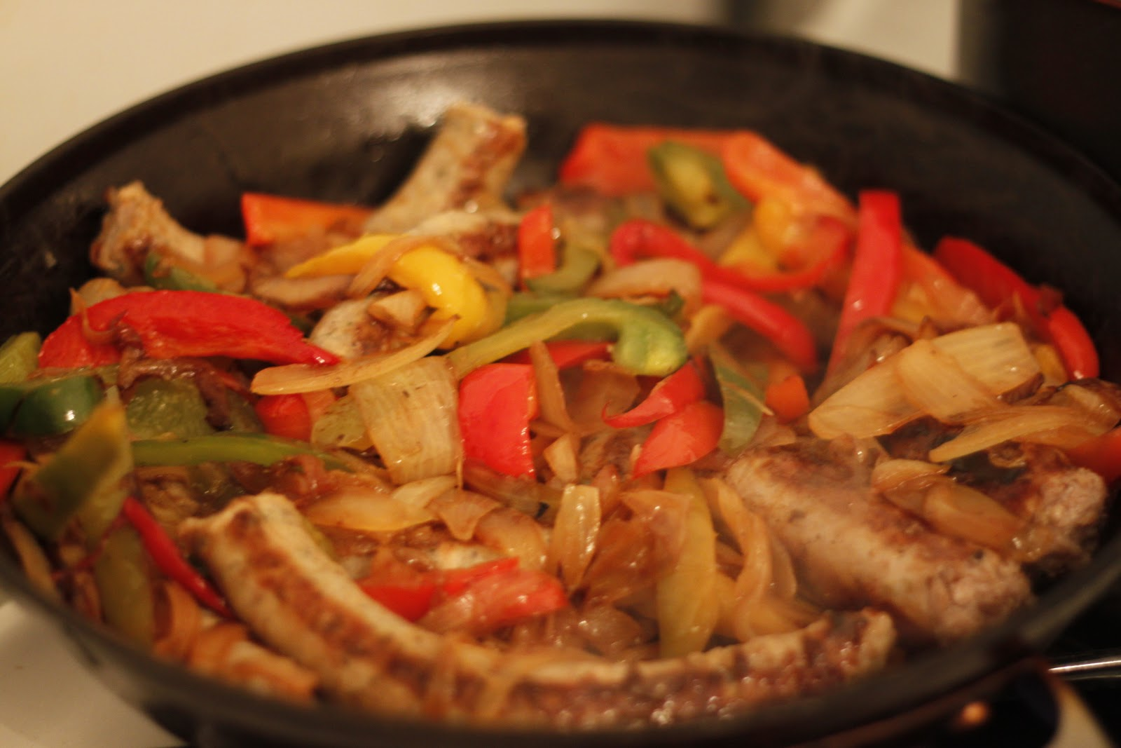 Spicy Club Sauce Italian Sausage And Peppers Amp Onions