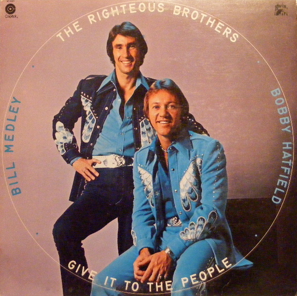 jim gordon discography the righteous brothers give it