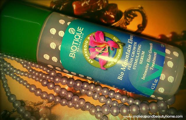 Biotique Bio Mountain Ebony Fresh Growth Stimulating Serum Review