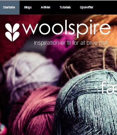 Her blogger jeg på Woolspire