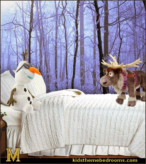 Maries Manor: Frozen Theme