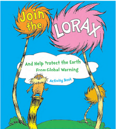Free Dr. Seuss Lorax Activity Book