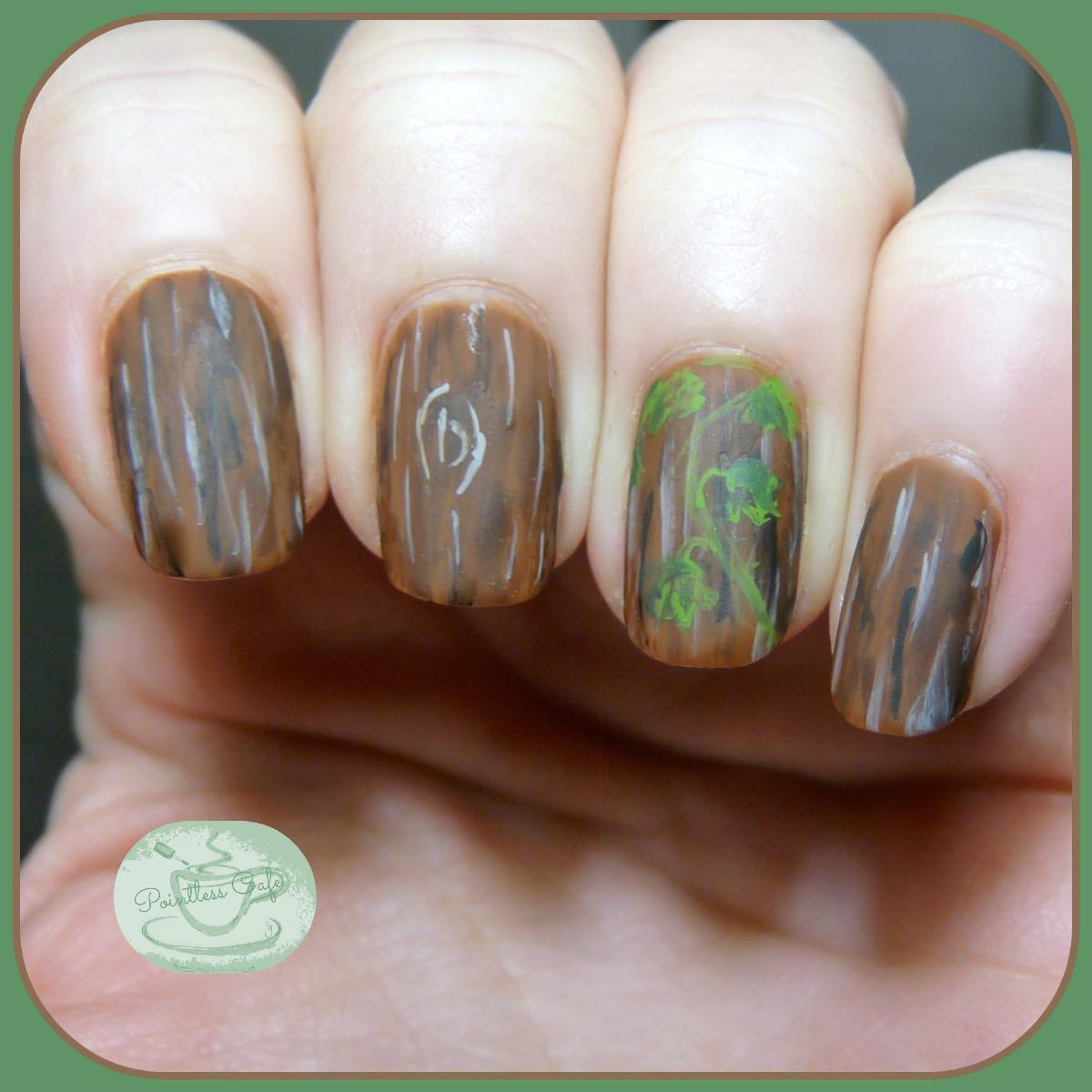 Wood Nail Art Topsimages