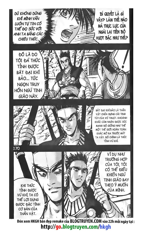 Hiệp Khách Giang Hồ chap 403 Trang 22 - Mangak.info