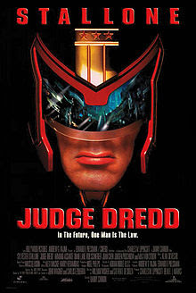 Thẩm Phán Dredd - Judge Dredd
