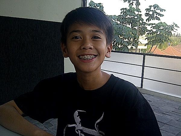 Foto iqbal dhiya fakhri ramadhan coboy junior