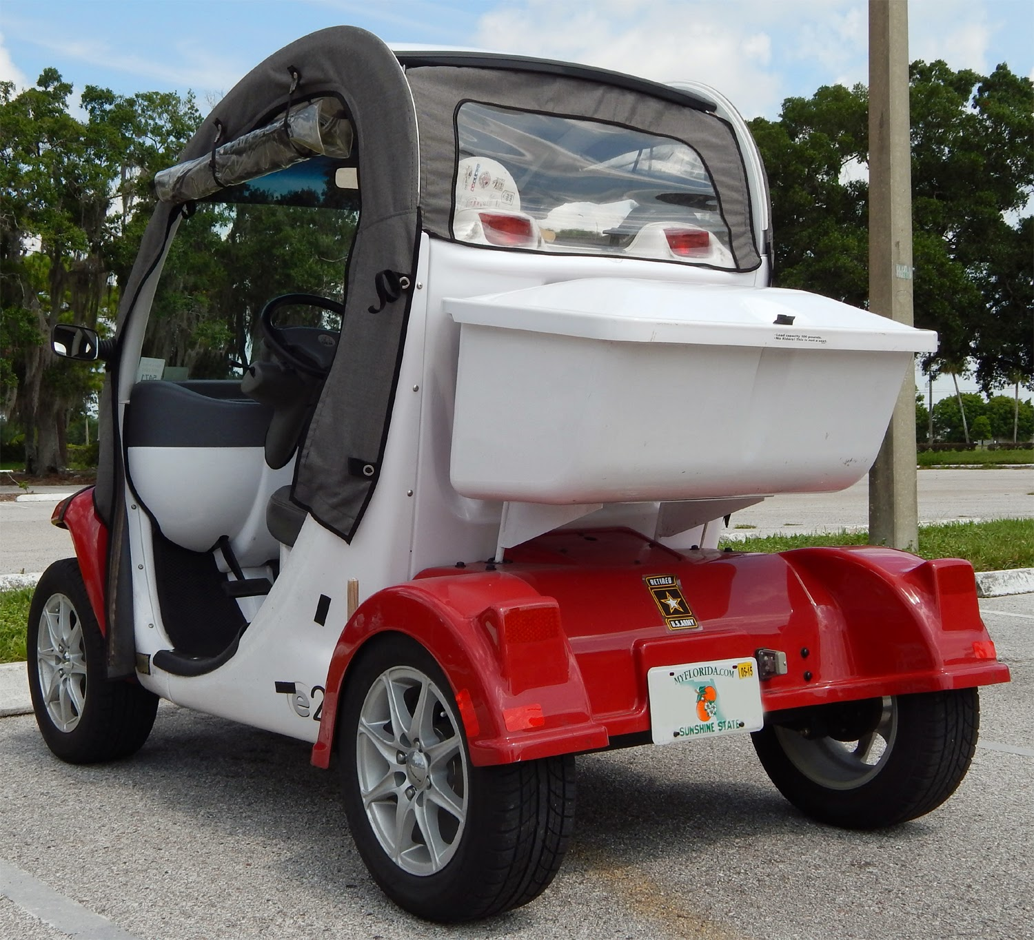 Gem Electric Golf Cart