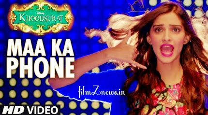 Maa Ka Phone Video from Khoobsurat (2014) - Sonam Kapoor