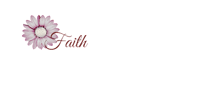 flower text faith
