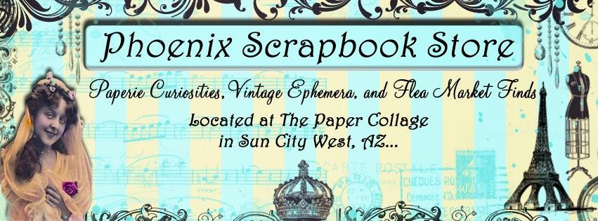 Phoenix Scrapbook Store
