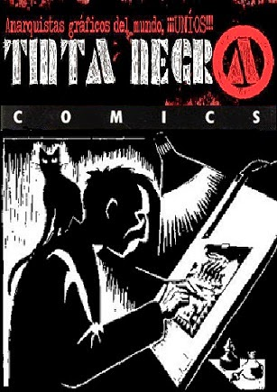 El anarquismo en comics o historietas ilustradas