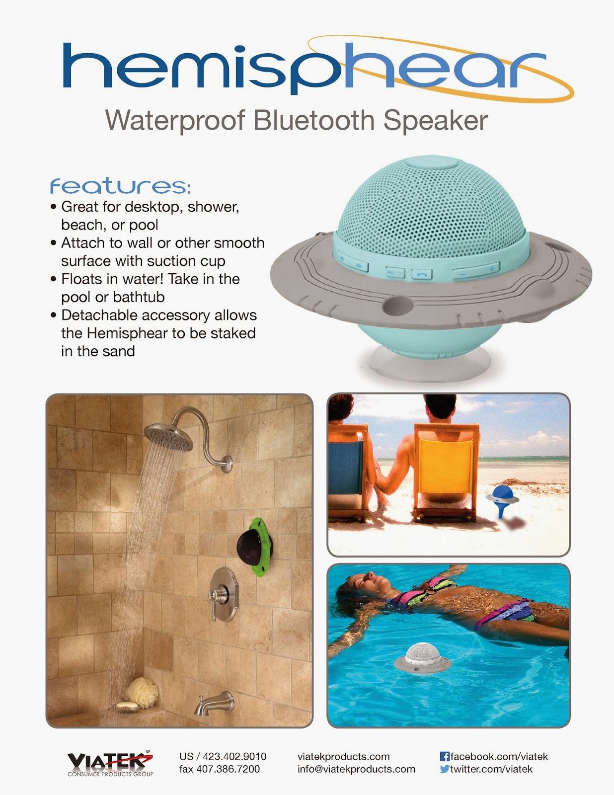 Hemisphear Bluetooth Speaker | Bluetooth Speaker