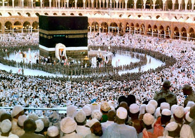 20 Nigerian pilgrims die in Holy trip to Mecca.