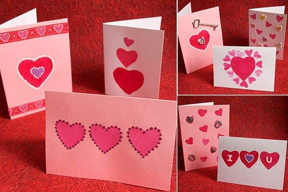 So If You Need Valentine Day Cards Ideas Then You Can Get Through Us. We  Are Giving You Here Valentine Day Cards And Cards Ideas.