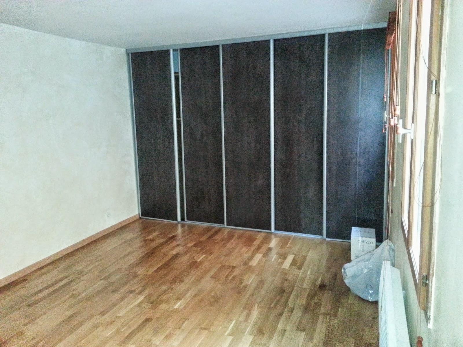 chambre parquet bois