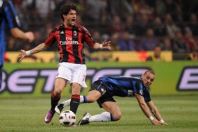 AC Milan Vs Inter Milan 3-0