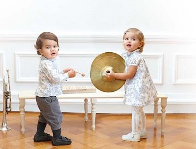 MODA OTOÑO INVIERNO INFANTIL 2012 CONDOR