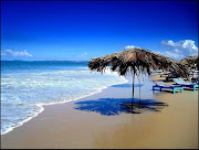 The populated beaches of Goa also offer accommodations with luxurious . (goa india beaches)