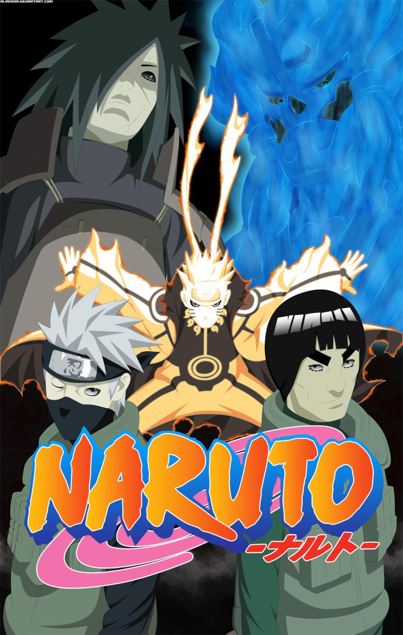 Naruto chap 614 Trang 18 - Mangak.info