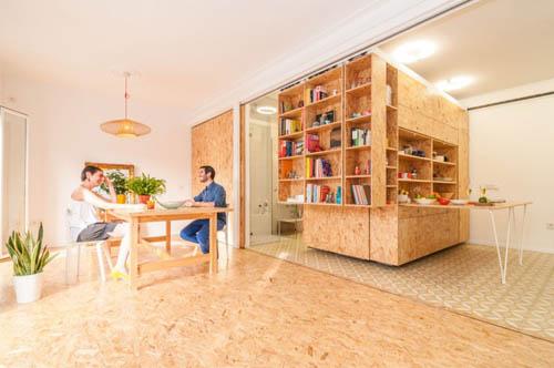 mobili in legno osb : Tutto quello che ho in casa: Blog Arredamento facile, Interior Design ...