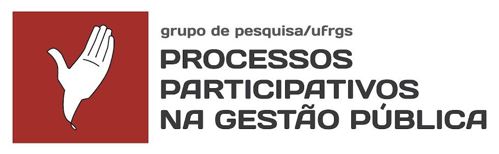 Grupo de Pesquisa Processos Participativos na Gestão Pública