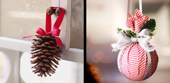 Tatamba blog de decoraci n adornos de navidad f ciles de for Adornos de navidad para hacer en casa