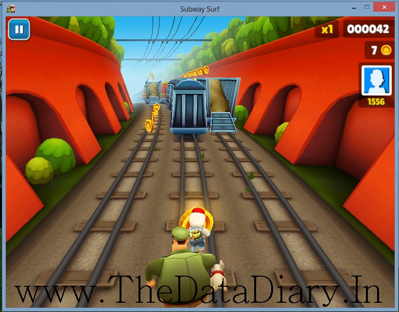 Subway Surfers game for Computer Download Here for Windows XP, Windows