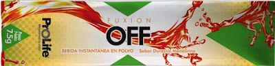 Off Producto Fuxion Prolife