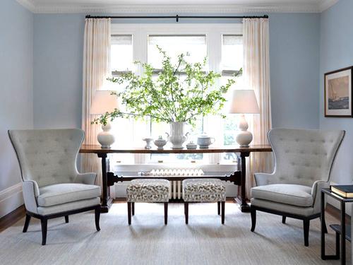 Hướng dẫn bố trí tivi cho phòng khách có Sofa 4