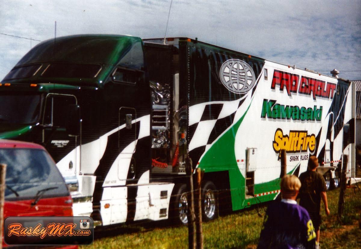 Pro Circuit Rig Undailla 1997