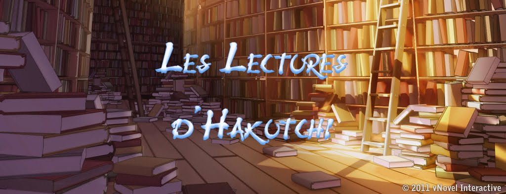Les lectures d'Hakutchi
