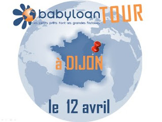 babyloan tour Dijon arnaud poissonnier microcredit mobile banking
